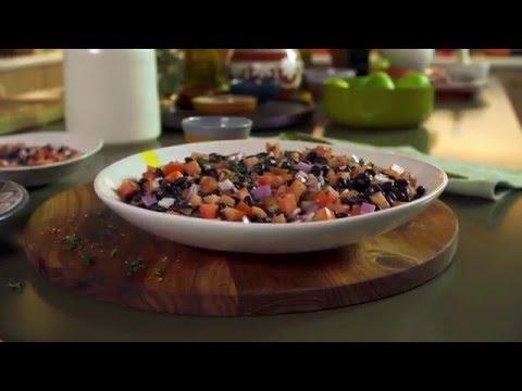 Cómo hacer ensalada de frijoles   Knorr® Sabor