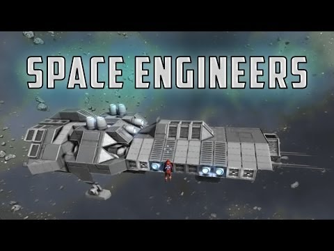 Space Engineers - Introduction and Destruction!
