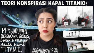 Teori TERSER4M kapal TITANIC!! | #NERROR