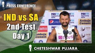 No need to guide a fearless player like Mayank Agarwal - Pujara