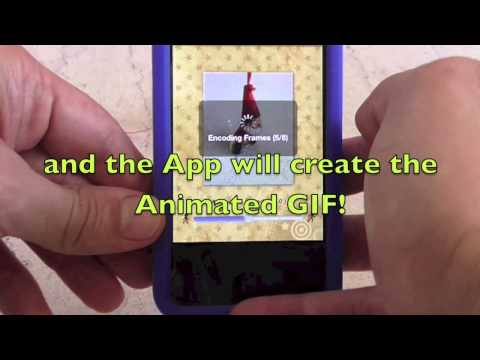 How to make Animated GIFs on your iPhone