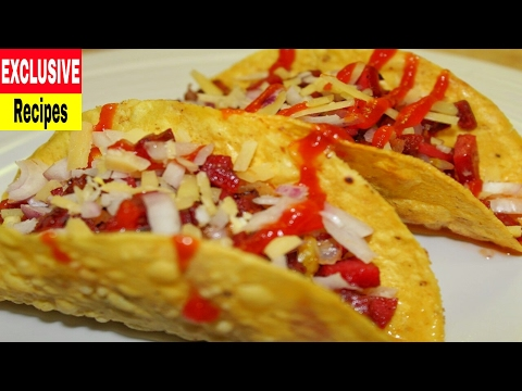 How to make tacos at home