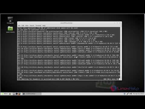 How to install Adobe Reader on Linux Mint 18.3