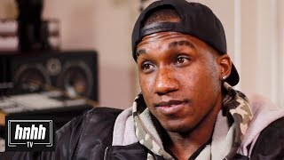 Hopsin on Eminem Influence, Joyner Lucas, Grammys & More (HNHH Interview 2017 Pt. 1)