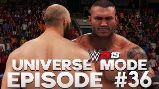 WWE 2K17 | Universe Mode - 'SUMMERSLAM PPV!' (PART 1) | #39