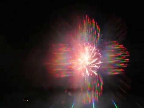 Fireworks + Diffraction Glasses