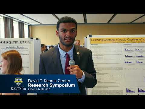 Students Presentations at Posters