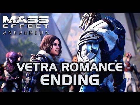 Mass Effect Andromeda - Vetra Romance Ending