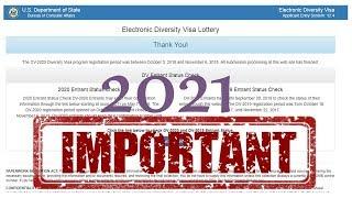 Download ОБРАЗОВАНИЕ в заявке участника лотереи грин кард США DV-2021 Video