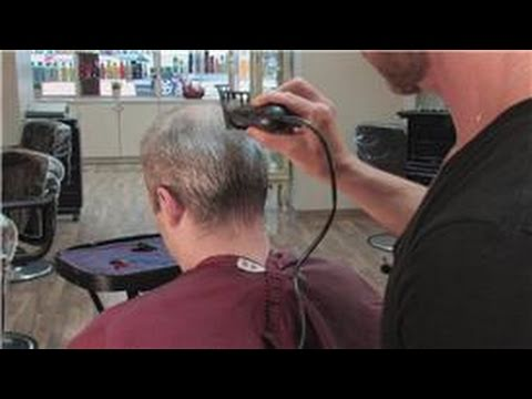 Hair Care : How to Cut Hair With Electrical Clippers
