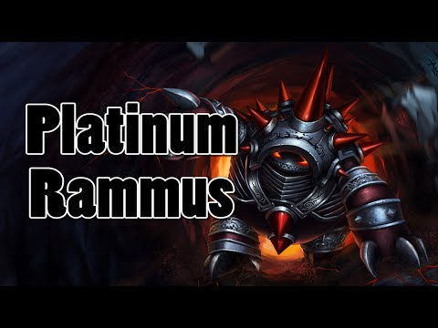 League of Legends - Platinum Rammus 4