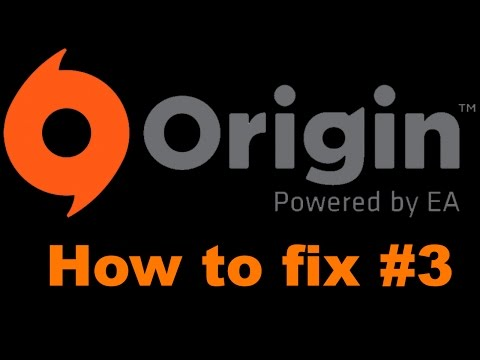 How to fix Origin not working #3 | how to fix it