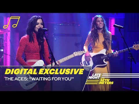 The Aces: Waiting For You
