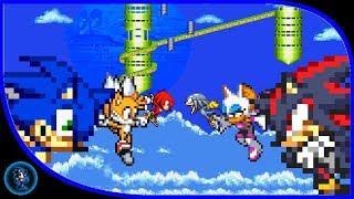 Sonic exe (Sprite Animation) - LucasRPDJ - imclips net