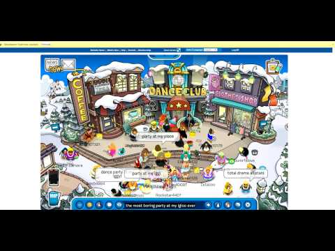 Club Penguin -  How to Get a LOT of likes in you Igloo