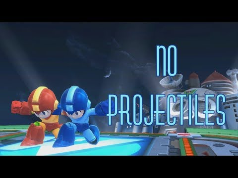 For Glory Doubles Challenge - Mega Man with No Projectiles