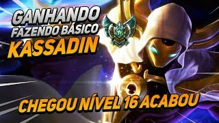 LL STYLISH SERIA O MELHOR ZED DO LEAGUE OF LEGENDS