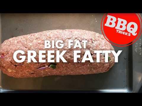 Greek Fatty recipe | Barbecue Tricks