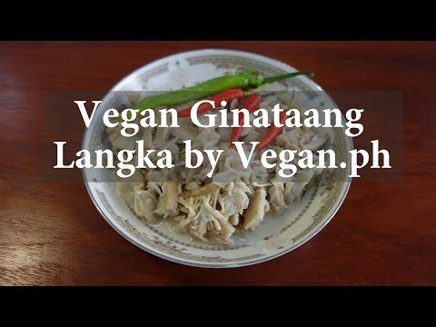 Vegan Ginataang Langka (Jackfruit in Coconut Milk) | Gluten-free, Soy-free