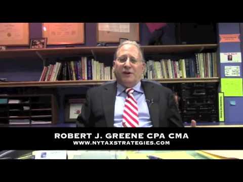 Meet Robert J. Greene of NY Tax Strategies