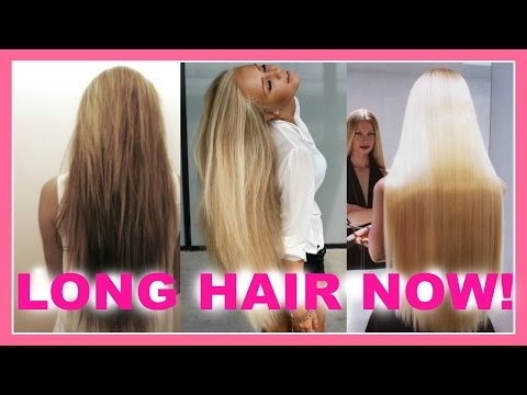 How To Grow Your Hair Super Fast | DIY Inversion Method