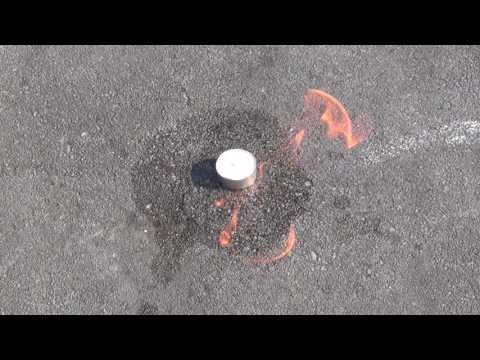 Burning Rubbing Alcohol 2