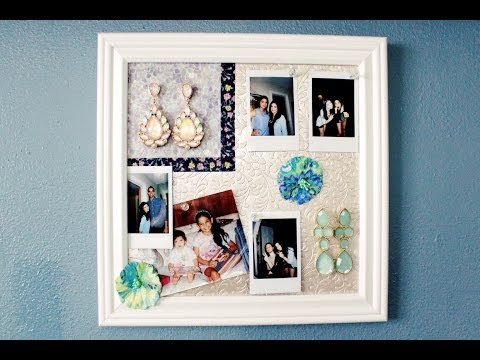 DIY Cork Board!