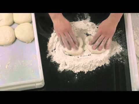 Two Stage Process - For Beginners - Frozen Dough Ball to Pizza