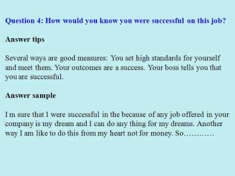Legal assistant interview questions and answers