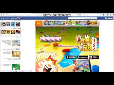 How to add moves in candy crush saga use:cheat engine 6.3
