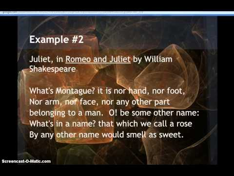 Examples of Context in Poetry