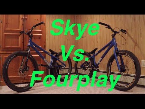 Inspired Skye vs Fourplay