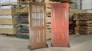 Stile and Rail Doors | How It