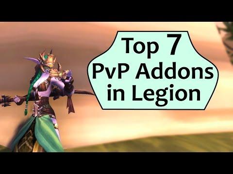WoW Addons - Top 7 PvP Addons in Legion
