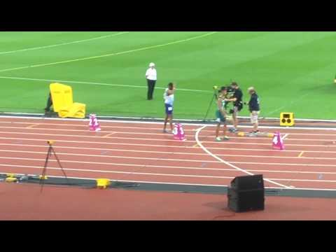 IAAF World Athletics Championships Day 7, London 2017. 200M, 400M Hurdle & Triple Jump finals.