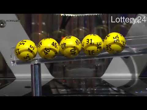 2018 05 25 EuroJackpot Numbers and draw results mov