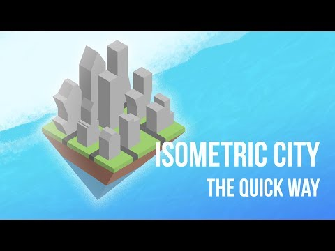 Create A 3D City The Fast Way - Illustrator Tutorial