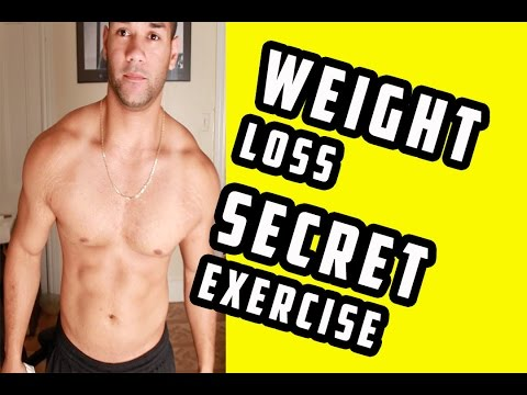HOW TO GET ABS - 10 MINUTE SECRET EXERCISE FAT BURNER