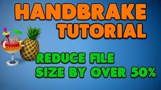 Handbrake Best Settings | 1080p 60fps No Quality Loss