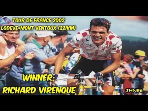 #MontVentoux History - Tour de France ('58-'13) HD