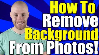 Video Marketing How To Cut Out The Background From Your Photos Withou