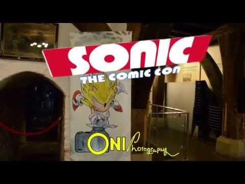 Sonic The Comic Con 2014