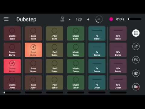Remix Live Android Dubstep Music (Live by llBUZZll)
