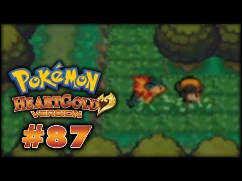 Pokémon HeartGold Walkthrough Part 87 - On the road to Viridian City!