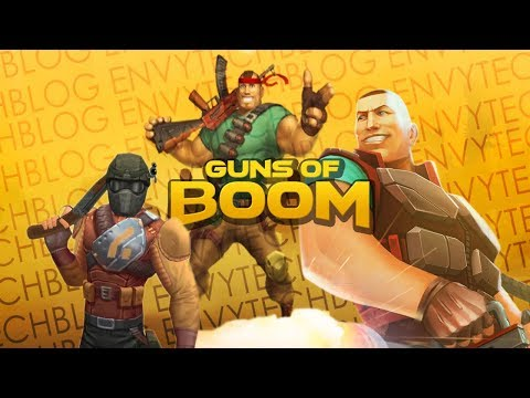 Guns of Boom ~ Best Online PvP Game for Android