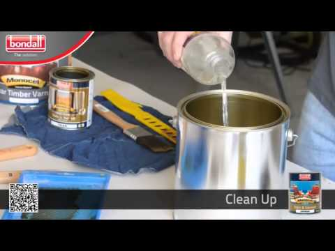 Monocel FAQ Clean Up Method