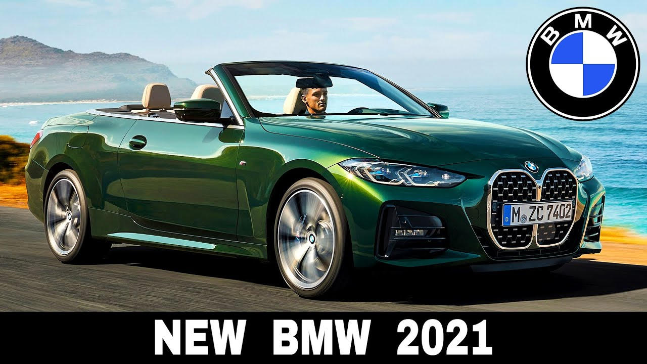 Top 10 New BMW Cars of 2021 (Review of Latest Models and Specifications)