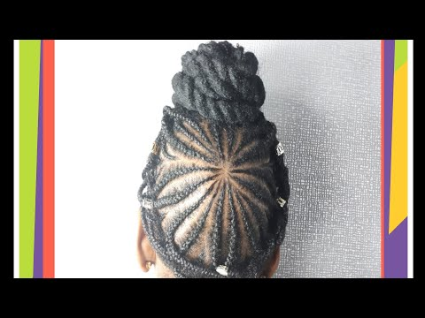 HOW TO MAKE A FLOWER BRAID HAIRSTYLE FOR KIDS