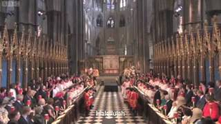 Zadok The Priest - British Coronation Anthem