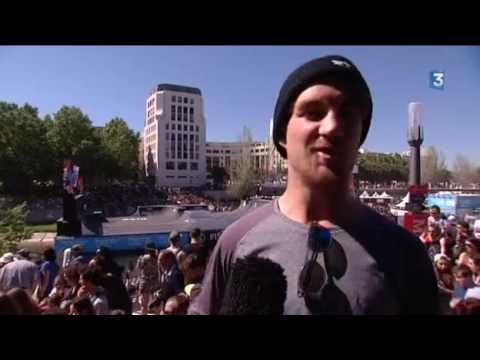 Interview JB Peytavit France 3  Fise 2016